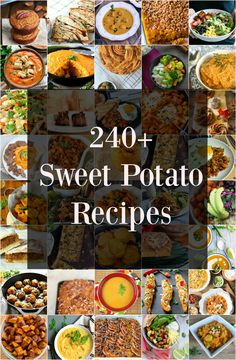 If you are looking for recipes for sweet potatoes, I've got you covered. Below are direct links to over 240 recipes from the US and abroad. Because sweet potatoes are so versatile, I listed the recipes under the main category in which (I think) they fall. For instance, a loaded sweet potato may be a...