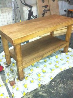 Ana White | Build a Workbench to Get the Job Done! | Free and Easy DIY Project and Furniture Plans