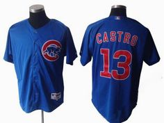 MLB Chicago Cubs Jersey (42) , wholesale for sale  $18 - www.vod158.com