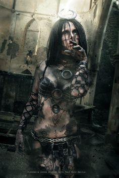 Enchantress Cosplay by Florencia Sofen - http://urkel.abafu.net/steve-urkel/enchantress-cosplay-by-florencia-sofen