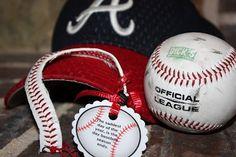 baseball crafts | Baseball Bracelet, Baseball crafts, Crafts to make with Baseballs, End ...