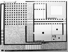 The Danteum _ Giuseppe Terragni + Pietro Lingeri Paper Architecture, Urban Architecture, Architecture Drawings, Contemporary Architecture, Parthenon Architecture, Interior Design Tools, Rationalism, Plan Drawing, Floor Plans