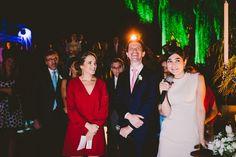 Casamento em casa - Isa e Juan