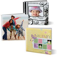 Creative Memories Custom Albums!  Nothin better than these babies