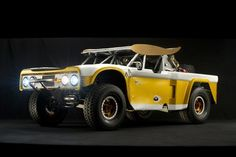 "1971 Parnelli Jones ""Big Oly"" Ford Bronco Tribute"