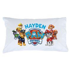 Paw Patrol Puptastic Pillowcase - Bedding & Blankets - Decor | Tv's Toy Box