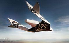 Virgin SpaceShip Two