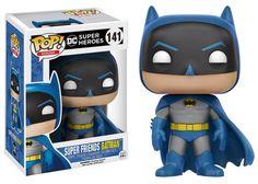 Funko DC Heroes Super Friends Batman Pop Figure
