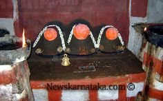hasanamba - The most extraordinary fact about this unique place of worship is that it is open to devotees only for two weeks every year. The opening of the temple is celebrated with festivals and fairs. Before closing the temple, the deity is offered flowers, water and two bags of uncooked rice, placed in front of her with lamps near her alight and glowing. It is said that when the temple opens the next year, the rice remains the same and the lamp is still burning.