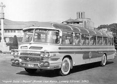 Bus Stop Classics: Late Ayats-Bodied Pegaso coaches – Under The Influence James Bond Movie Posters, Bus City, Hispano Suiza, Train Truck, Bonde, Wheels On The Bus, Bus Coach, Old Tractors, Bus Travel