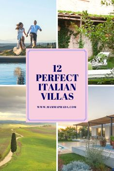 Are you looking for the Perfect Italian Villa Holiday? Here we have the solution, 12 different villas to suit any group and any interests. Rome Travel, Italy Travel, Italy Holidays, Villa Holidays, Lake Villa, Italian Lakes, Villas In Italy, Italian Villa, Italian Beauty