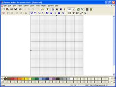 Pattern Maker for cross stitch 4.4 download for free | Cross Stitching Blog