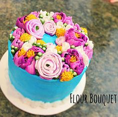 The Flour Bouquet Co. | GALLERY