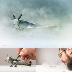 Le photographe professionnel Felix Hernandez s'amuse à photographier ses jouets Star Wars dans des mises en scène miniatures incroyables, parvenant à crée