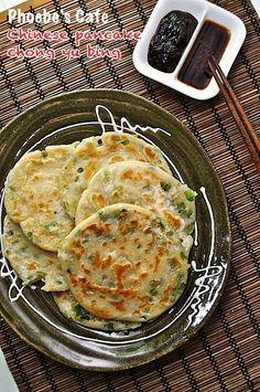 중국 부침개 총유병 레시피, 중국 요리, 부침 요리, 밀가루 음식