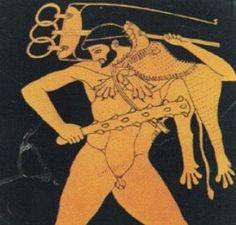 Ηρακλής | Ανδρονίκη, η νηπιαγωγός.