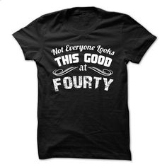 40th birthday gift Not everyone looks this good at four - #trendy tee #long sweatshirt. BUY NOW => https://www.sunfrog.com/Birth-Years/40th-birthday-gift-Not-everyone-looks-this-good-at-fourty.html?68278