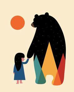 IO E IL MIO AMORE Andy Westface #bear