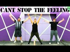 Justin Timberlake - Can't Stop The Feeling | The Fitness Marshall | Cardio Hip-Hop - YouTube