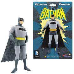 Batman 5 1/2-Inch Bendable Figure