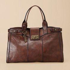 Vintage Weekender Bag