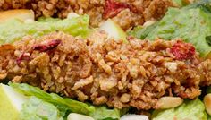 Special K® Red Berries Golden Crisp Chicken Salad
