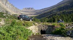 Going to the Sun Road, Glacier National Park, Montana // Weston Table