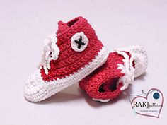 Super Sneakers crochet Pattern by Kristi Simpson