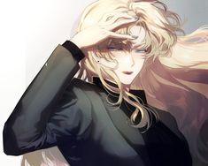 Cool Anime Girl, Anime Art Girl, Anime Guys, Chica Anime Manga, Manga Girl, Fantasy Characters, Anime Characters, Character Art, Character Design