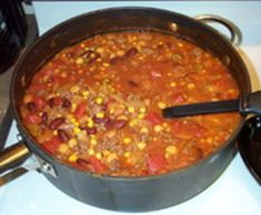 My sister served this to us this summer when I visited her. It counts 2 1/2 points per cup of soup for Weight Watchers and was very tasty!!