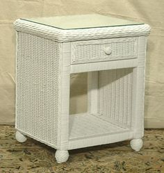 Select our Natural Hampton Bay Wicker Nightstand that provides many multi purpose benefits. Old Wicker, Wicker Trunk, Wicker Shelf, Wicker Table, Wicker Sofa, Wicker Baskets, Wicker Man, Wicker Mirror, Wicker Purse