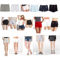 figure 8 wide waistband shorts