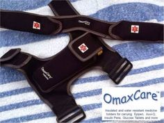Get ready for Summer with OmaxCare WaistPal and LegBuddy Epipen & AuviQ carriers! FEATURES: Waterproof, Fire-retardant and high quality neoprene, same used to insulate lunch bags and scuba diving suits, helps maintain temperature of epinephrine. Epi Pen Case, Scuba Diving Suit, Purse Storage, Insulated Lunch Bags, Food Allergies, Hunter Boots, Kids Wear, Carry On, Rubber Rain Boots