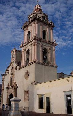 Ixtlan Del Rio Church in Nayarit, Mexico