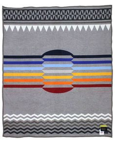 Pendleton Return of the Sun AICF blanket-unnapped