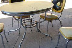 tavolo sedie cucina in formica americano - Cerca con Google