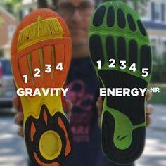 Gravity vs Energy