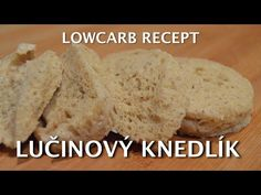 LOWCARB RECEPTY 2. díl: Lučinový knedlík v hrnku - YouTube Gaps Diet, Low Fodmap, Low Carb Recipes, Food And Drink, Gluten Free, Lunch, Baking, Vip, Youtube