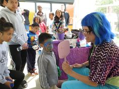 Face painting for kids @Dream Day 2015