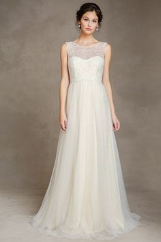 jenny yoo 2015 bridal collection wedding dress bride gown claudine