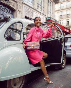 Spanish Girls, Lady Dior, Bags, Fashion, Vestidos, Handbags, Moda, Fashion Styles, Fashion Illustrations