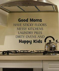 'Good Moms' Decal