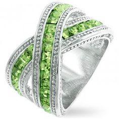 Twisting Green Band $43