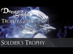 Youtube Demonu0027s Souls Trophy Guide Soldier Trophy Video