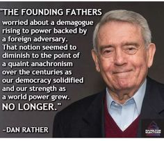 Dtumpf by Dan Rather