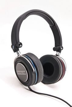 Musical Fidelity MF100 headphones.