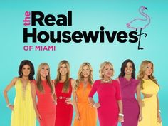 Real Housewives of Miami Season 2- addicted <3