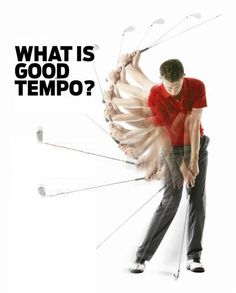What is good golf swing tempo and how to use it to improve your golf swing. Ernie Els, Golf Room, Golf Score, Golf Exercises, Workouts, Golf Putting Tips, Golf Practice, Golf Chipping, Driving Tips