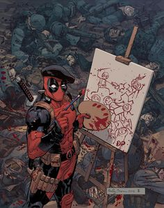 deadpool | Tumblr