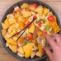 Fruits And Vegetables, Fruit Salad, Cantaloupe, Biscuits, Healthy Recipes, Healthy Food, Desserts, Invitations, Cocktails